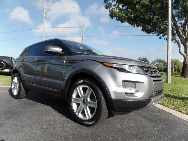 Certified Pre-Owned 2013 Land Rover Range Rover Evoque Pure Plus