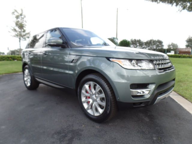 new 2016 land rover range rover sport 5 0l v8 supercharged suv in west palm beach r13069 land. Black Bedroom Furniture Sets. Home Design Ideas